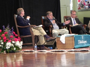 Jim Lehrer-Mark Shields-Michael Gerson 07/08/2012