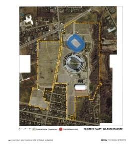 Existing Stadium
