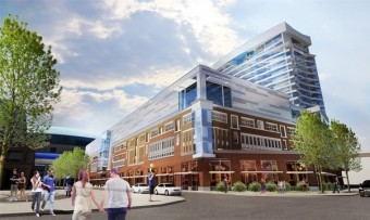 HarborCenter rendering