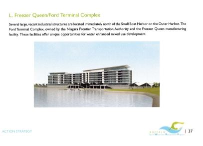 LWRP - Freezer Queen site