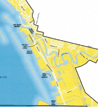 LWRA Boundary - detail
