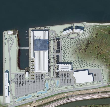 QCL-Terminal Complex No. 1