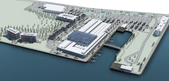 QCL-Terminal Complex No. 2