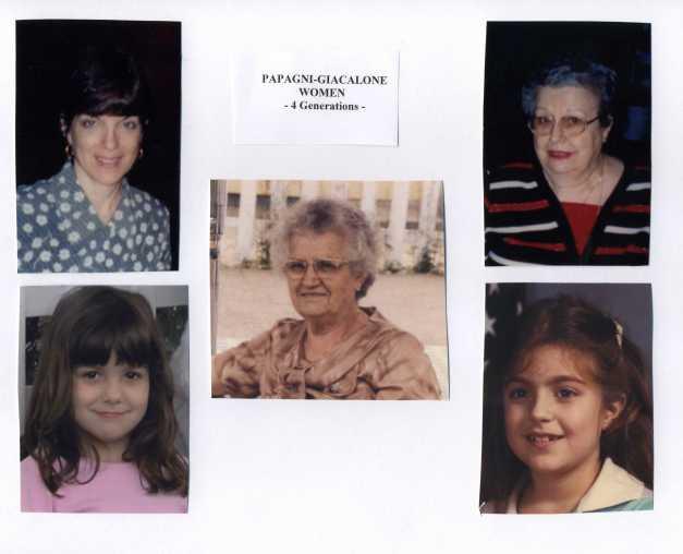 4 Generations Women