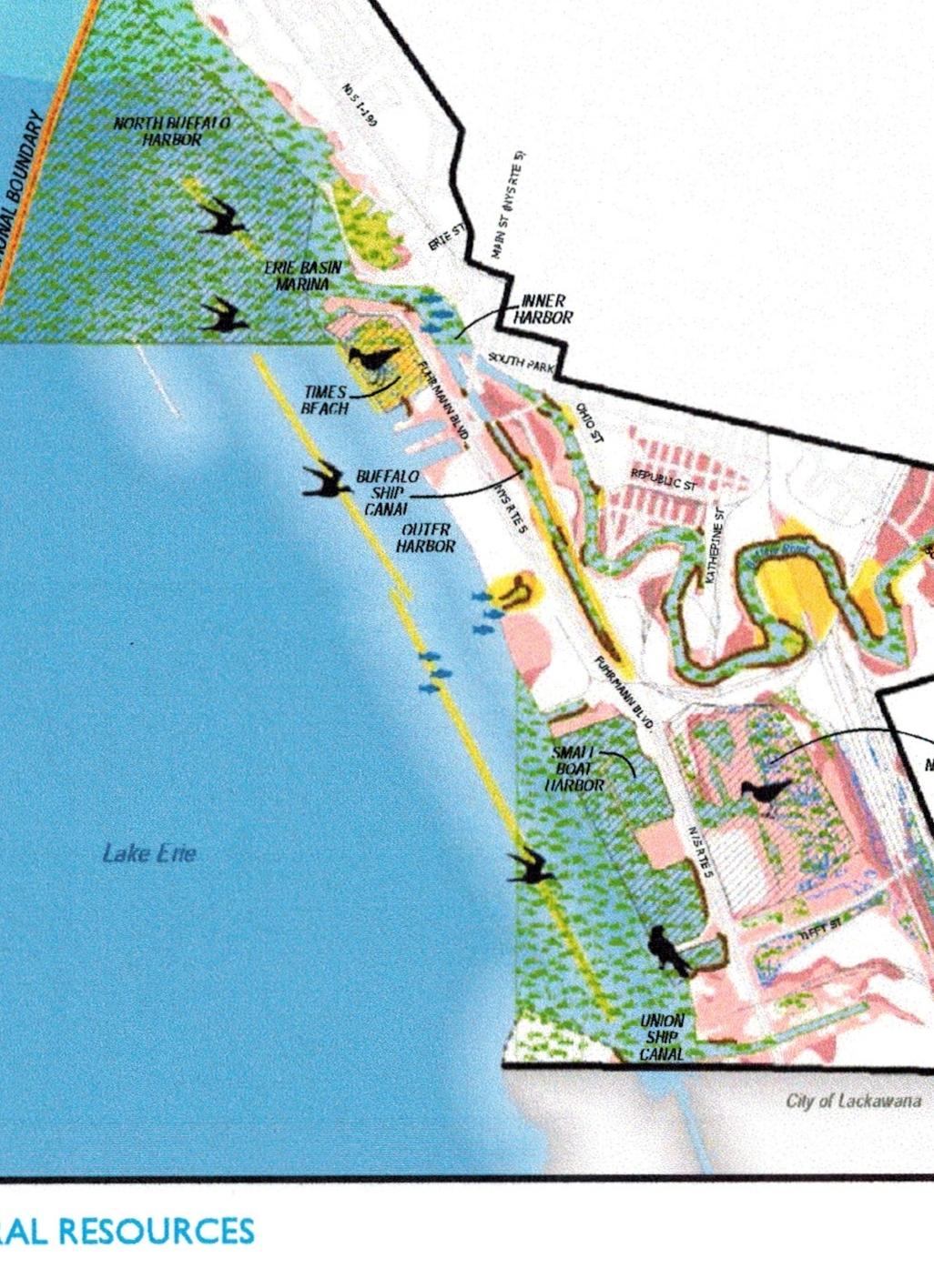 LWRA Natural Resources detail