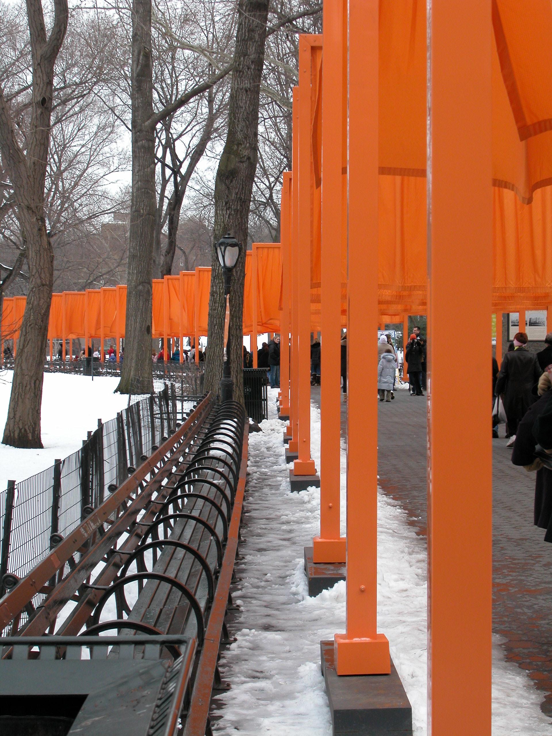 The Gates - Central Park 02-2005 007