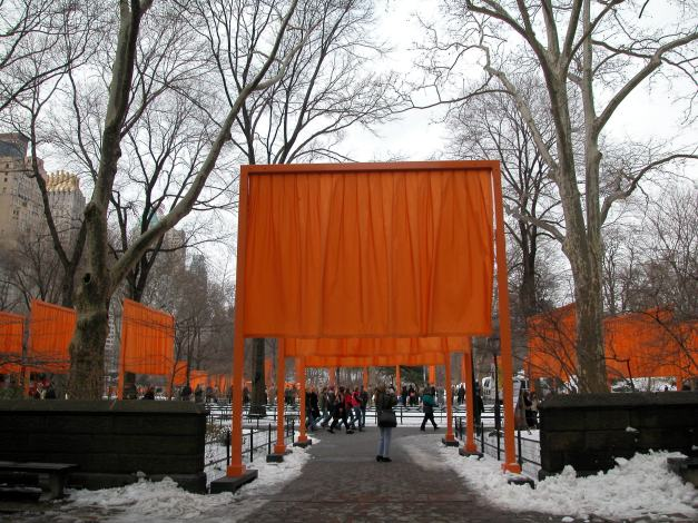 The Gates - Central Park 02-2005 011