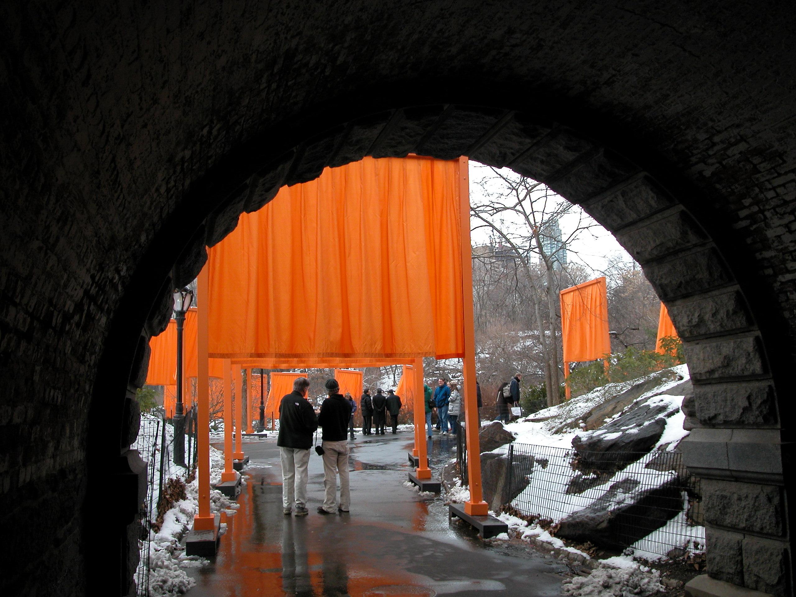 The Gates - Central Park 02-2005 018