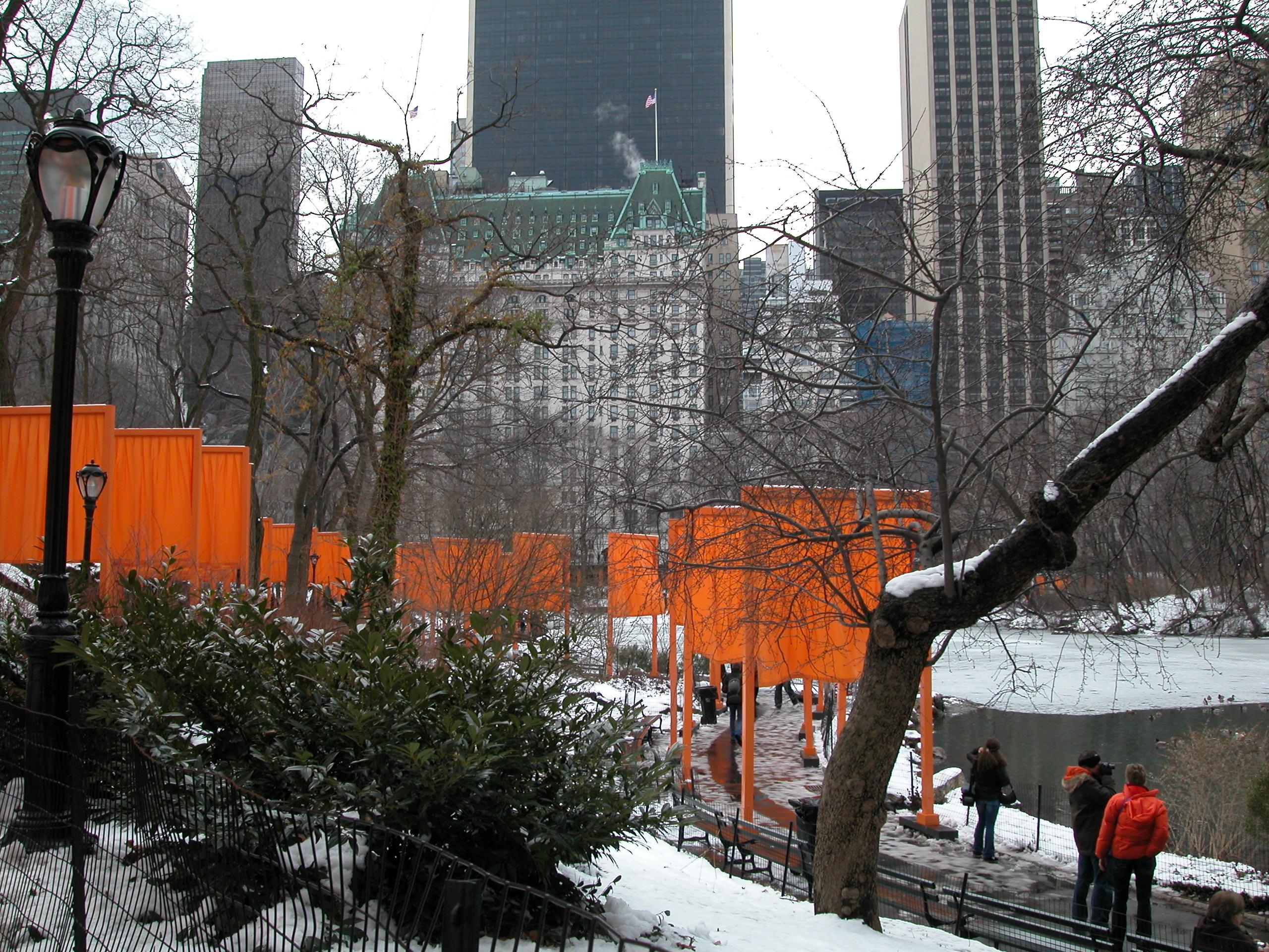 The Gates - Central Park 02-2005 019