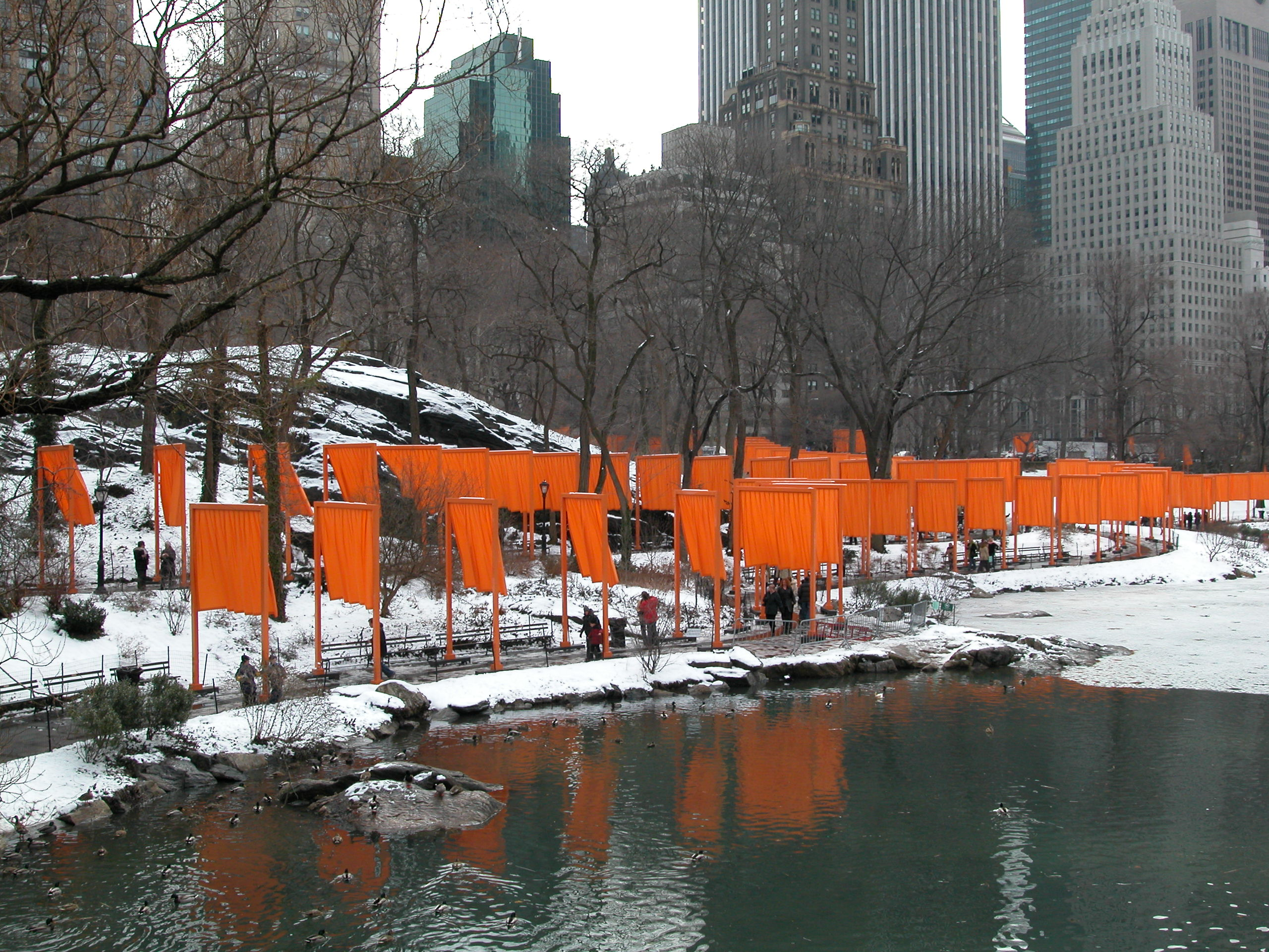 The Gates - Central Park 02-2005 033