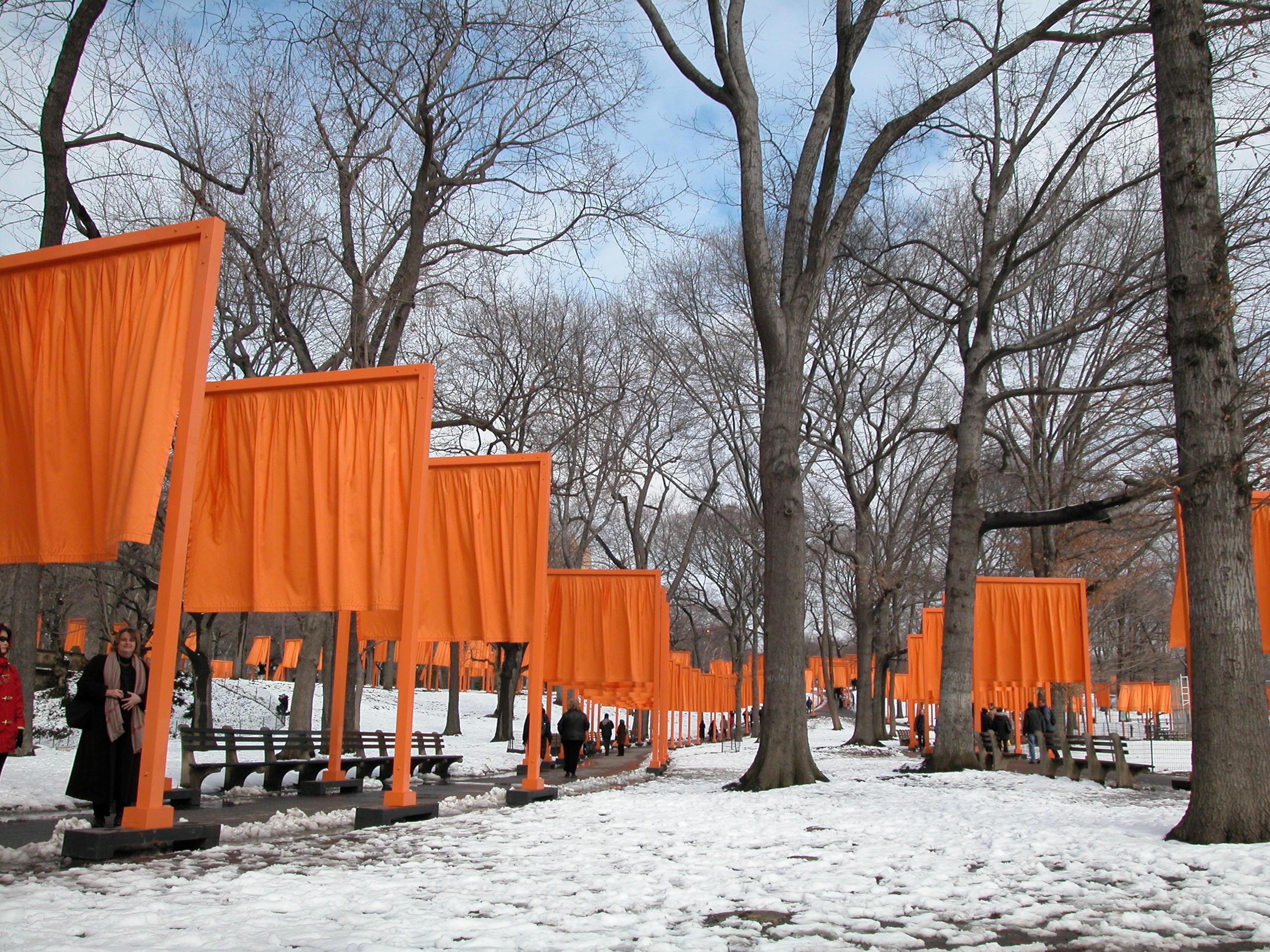 The Gates - Central Park 02-2005 061
