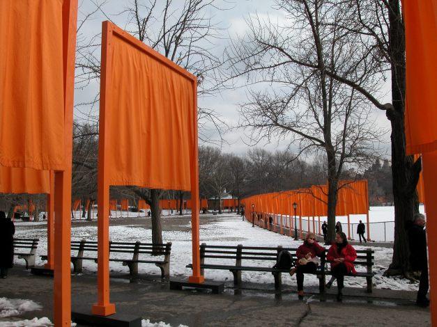 The Gates - Central Park 02-2005 084