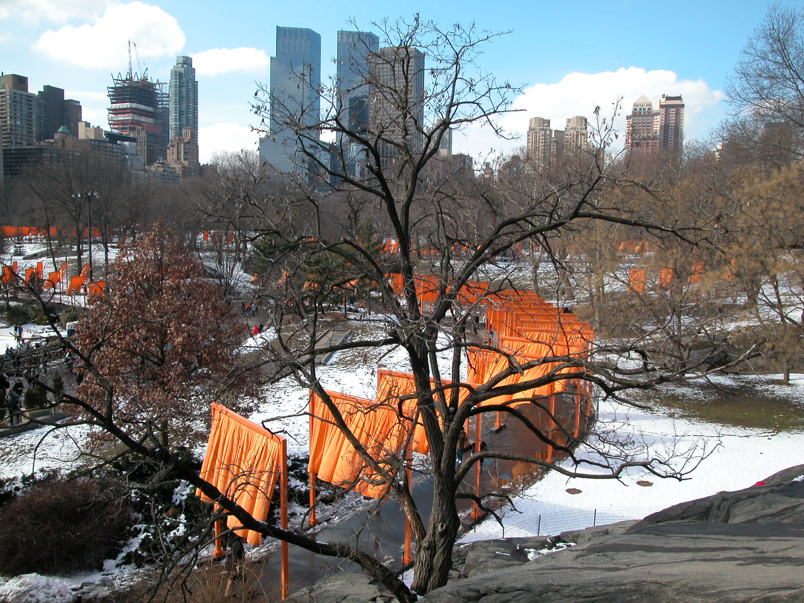 The Gates - Central Park 02-2005 088
