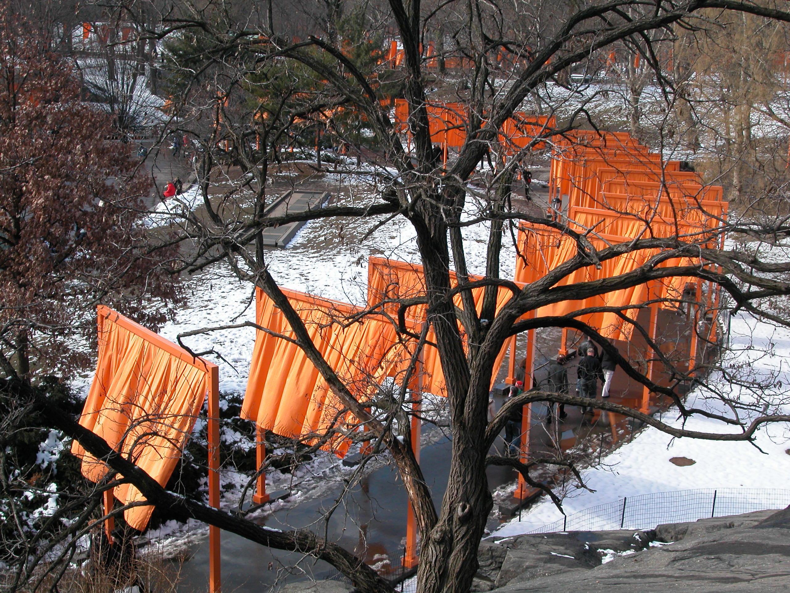 The Gates - Central Park 02-2005 089